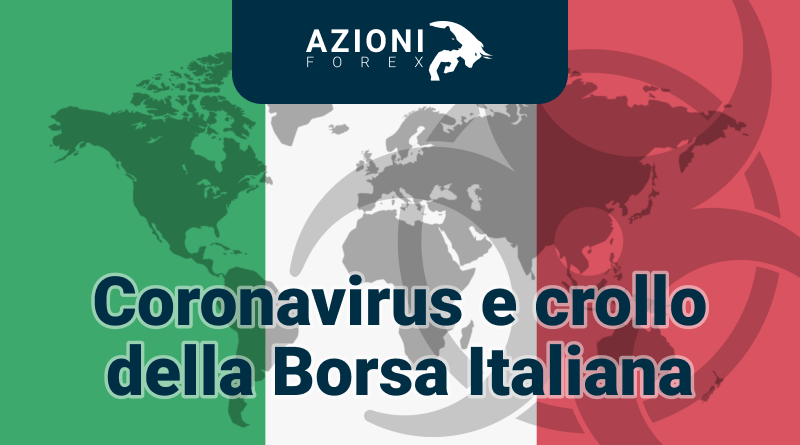 Coronavirus e Italia